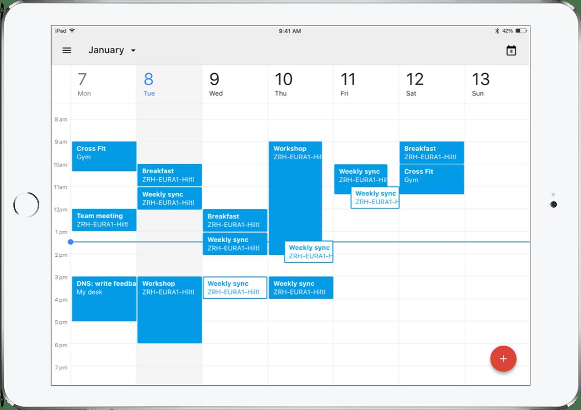 Google Calendar | Consejos G Suite | ITfluence
