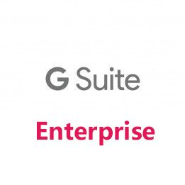 Comprar Licencia G Suite Enterprise