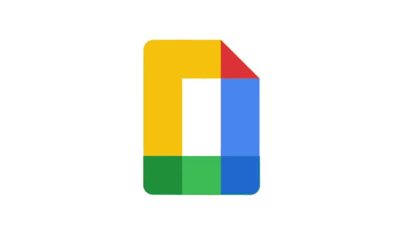 google workspace nuevo icono google docs